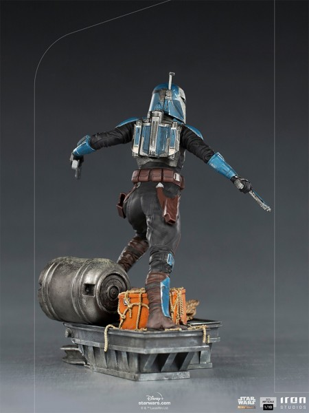 Star Wars The Mandalorian BDS Art Scale Statue 1/10 Bo-Katan