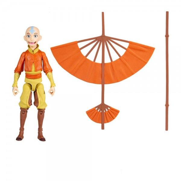 Avatar: Herr der Elemente Actionfigur Aang with Glider