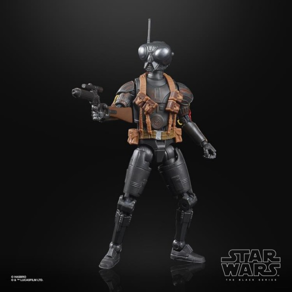 Star Wars Black Series Actionfigur 15 cm Q9-0 (Zero) (The Mandalorian)