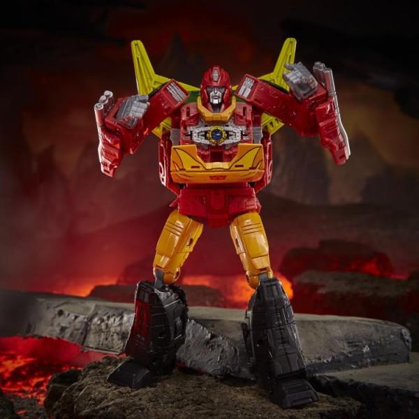 Transformers Generations War For Cybertron KINGDOM Commander Rodimus Prime