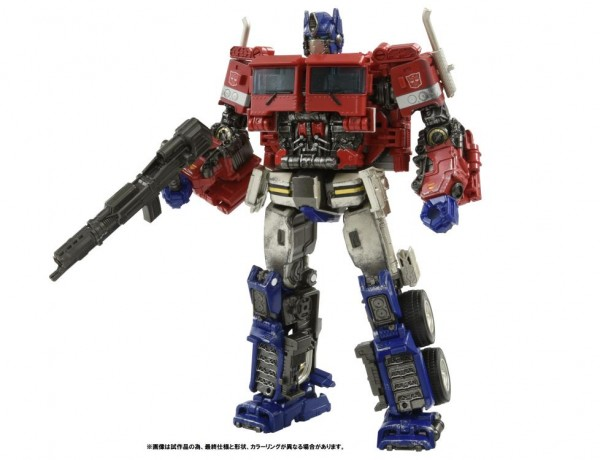 Transformers Studio Series SS-02 Voyager Optimus Prime (Bumblebee Movie) Premium Finish