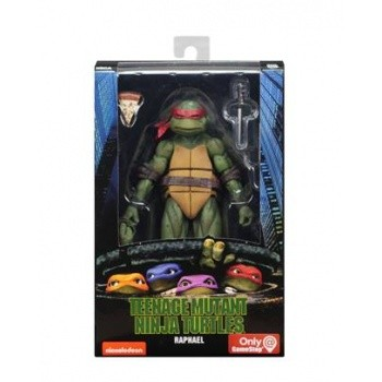 Teenage Mutant Ninja Turtles Actionfigur Raphael (1990 Movie)