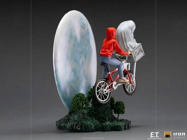 E.T. Der Außerirdische Art Scale Statue 1/10 E.T. & Elliot (Deluxe)