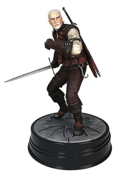 Witcher 3 Wild Hunt PVC Statue Geralt Manticore