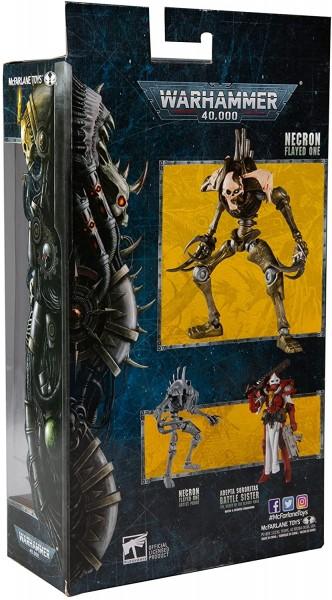 Warhammer 40k Actionfigur Adepta Necron Flayed One