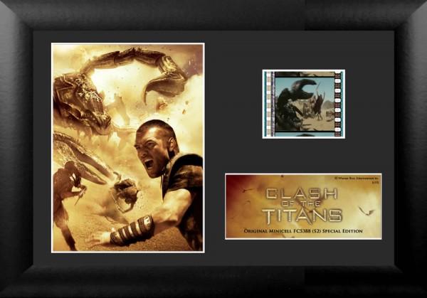 Film Cell Mini Kampf der Titanen Perseus