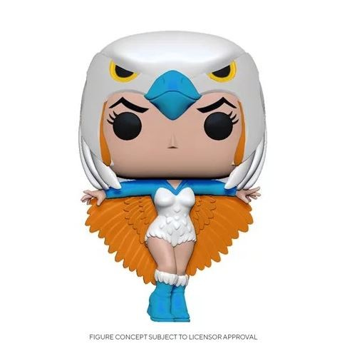 Masters of the Universe Funko Pop! Vinylfigur Sorceress
