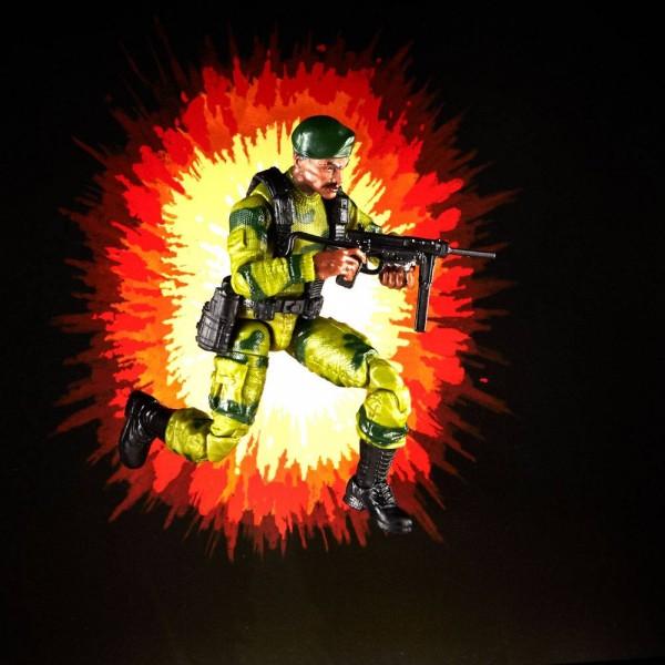 "G.I. Joe Retro Collection Actionfigur Lonzo ""Stalker"" Wilkinson"