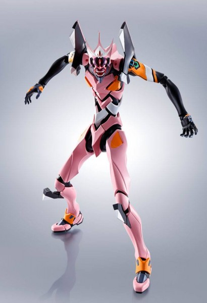 Evangelion: 3.0+1.0 Thrice Upon a Time Robot Spirits Actionfigur (Side EVA) Unit-08y