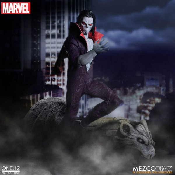 Marvel ´The One:12 Collective´ Actionfigur 1/12 Morbius