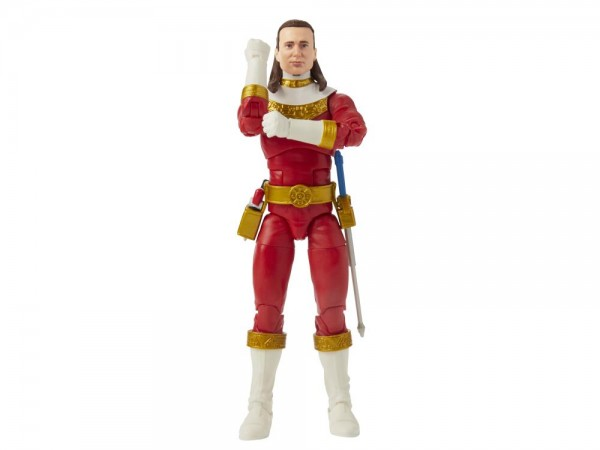 Power Rangers Lightning Collection Actionfigur 15 cm Zeo Red Ranger