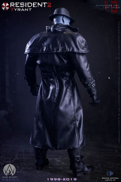WarStory Resident 2 Actionfigur 1/6 Tyrant (Deluxe Version)