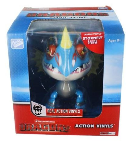 How To Train Your Dragon Dragons Action-Vinylfigur Meatlug Racing