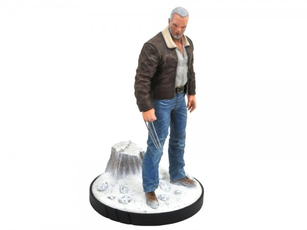 Marvel Premier Collection Statue Old Man Logan