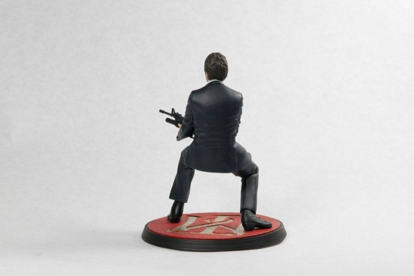 Scarface Movie Icons Statue Tony Montana