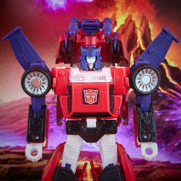Transformers Generations War For Cybertron KINGDOM Deluxe Road Rage (Exclusive)