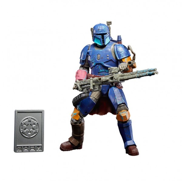 Star Wars Mandalorian Black Series Credit Collection Actionfigur 15 cm Heavy Infantry Mandalorian