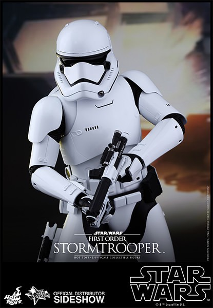 Star Wars Episode VII Movie Masterpiece Actionfiguren-Set 1/6 First Order Stormtroopers
