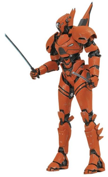 Pacific Rim 2 Uprising Select Actionfigur Saber Athena