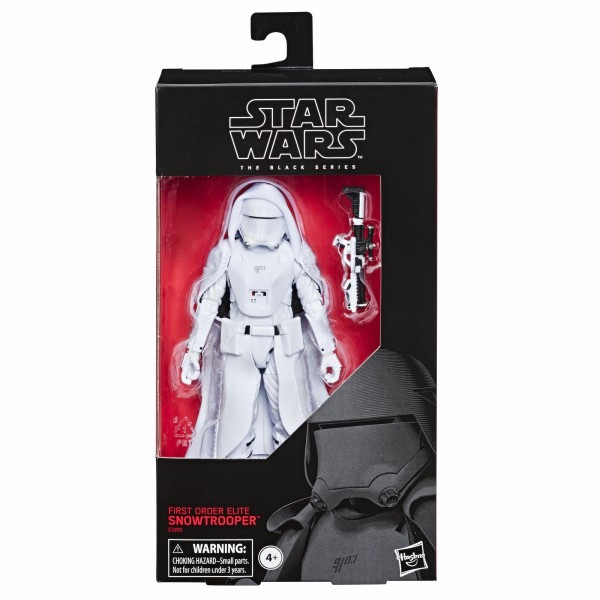 Star Wars Black Series Actionfigur 15 cm First Order Elite Snowtrooper (Exclusive)