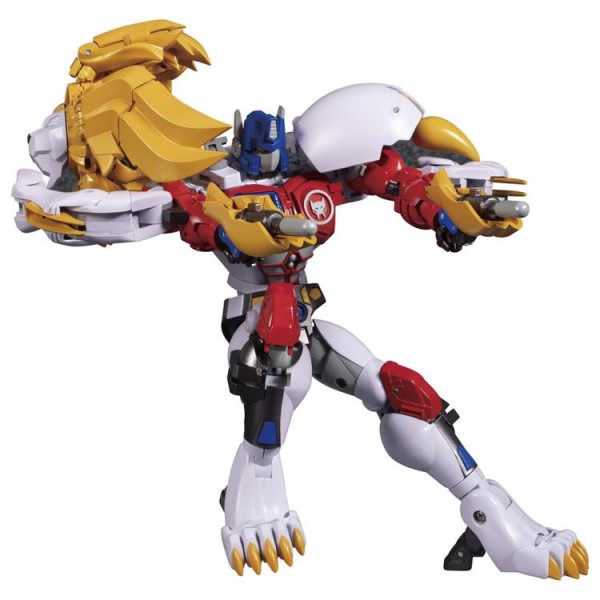 Transformers Masterpiece MP-48 Lio Convoy (Beast Wars II)