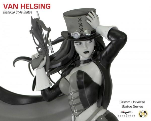Grimm Fairy Tales Bishoujo Statue 1/7 Van Helsing