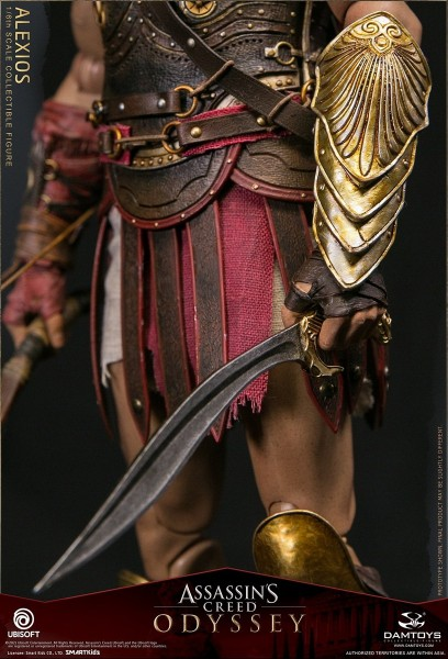 DAMTOYS Assassin's Creed Odyssey Actionfigur 1/6 Alexios
