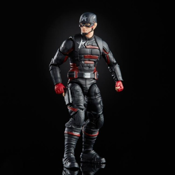 Avengers 2021 Marvel Legends Actionfigur U.S. Agent