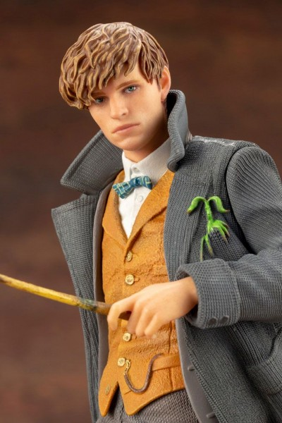Fantasic Beasts 2 ARTFX+ Statue 1/10 Newt Scamander