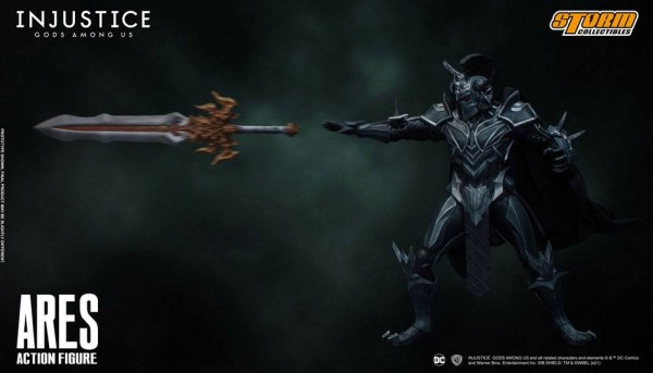 Injustice: Gods Among Us Actionfigur 1/12 Ares