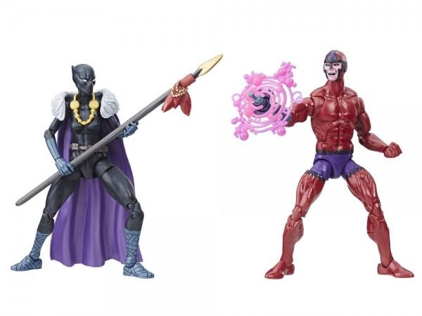 Black Panther Marvel Legends Actionfiguren Shuri & Klaw (2-Pack) Exclusive