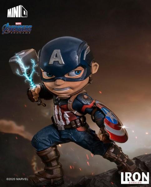Avengers Endgame Minico PVC Figur Captain America