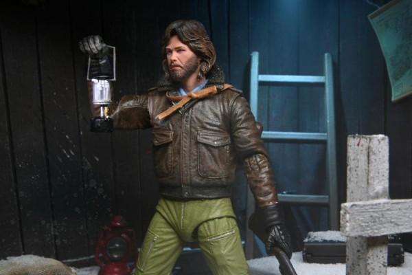 Das Ding aus einer anderen Welt / The Thing Actionfigur Ultimate MacReady (Outpost 31)