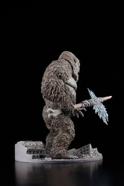 Godzilla vs. Kong Chou Gekizou Series Statue Kong