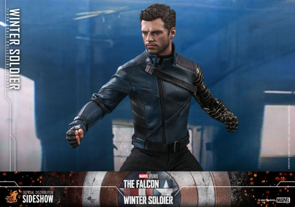 The Falcon and The Winter Soldier Actionfigur 1/6 Winter Soldier