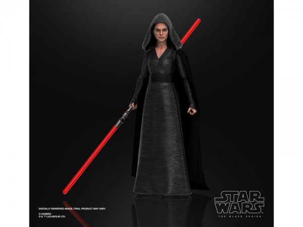 Star Wars Black Series Actionfigur 15 cm Rey (Dark Side Vision)