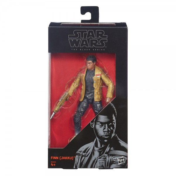 Star Wars Black Series Actionfigur 15 cm Finn (Jakku)