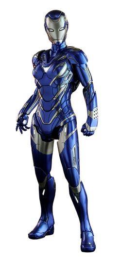 Avengers Endgame Movie Masterpiece Diecast Actionfigur 1/6 Rescue