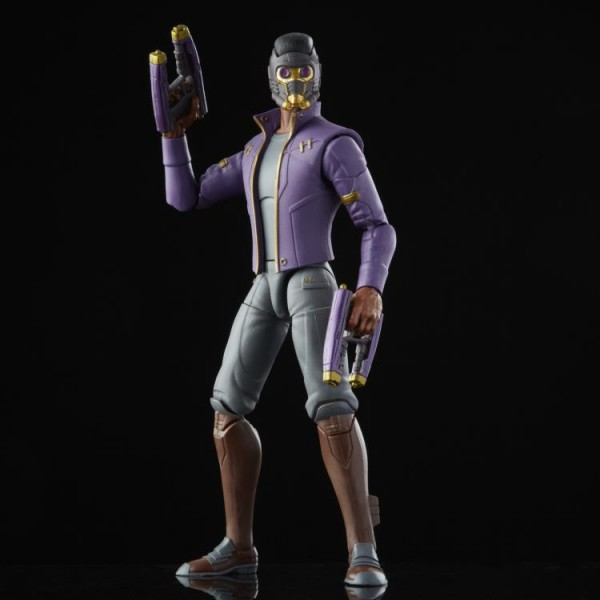 What If...? Marvel Legends Actionfigur T'Challa Star-Lord
