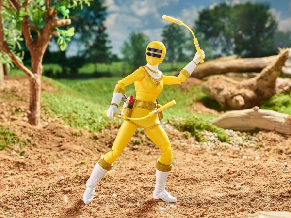 Power Rangers Lightning Collection Actionfigur 15 cm Zeo Yellow Ranger