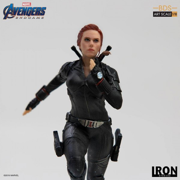 Avengers Endgame BDS Art Scale Statue 1/10 Black Widow