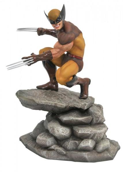 Marvel Gallery Statue Wolverine (Brown Suit)