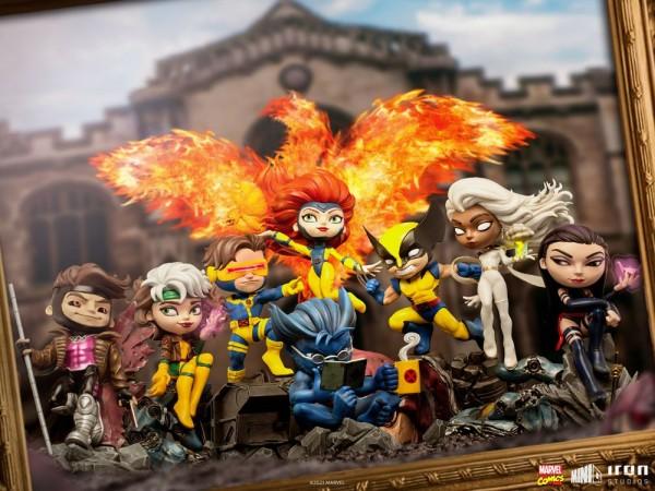 Marvel Minico PVC Figur Jean Grey (X-Men) Deluxe