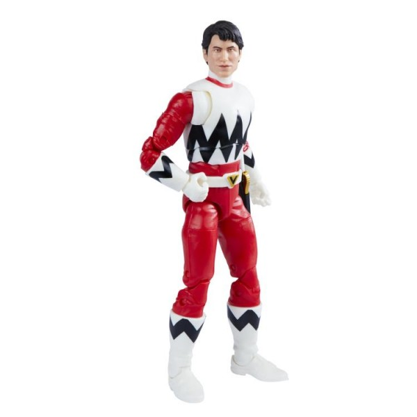 Power Rangers Lightning Collection Actionfigur 15 cm Lost Galaxy Red Ranger