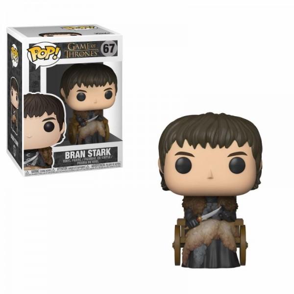 Game of Thrones Funko Pop! Vinylfigur Bran Stark 67