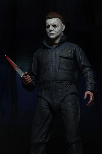 B-Artikel: Halloween Actionfigur 1/4 Michael Myers (2018)