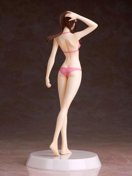 Evangelion Summer Queens Statue 1/8 Mari Illustrious Makinami (Special Color Version SQ-012B)