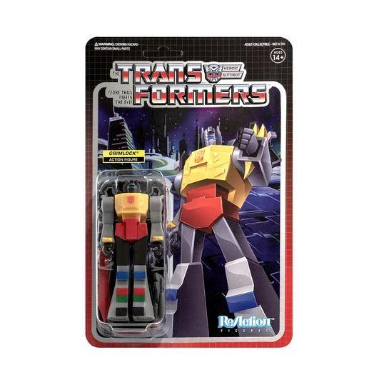 Transformers ReAction Actionfigur Grimlock