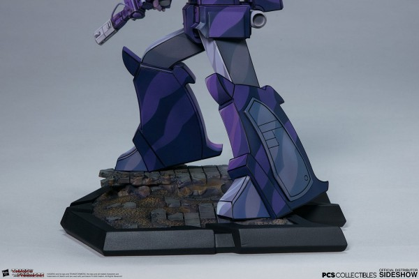 Transformers Classic Scale Statue Shockwave
