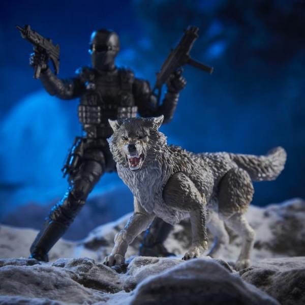 G.I. Joe Classified Series Actionfiguren 15 cm Snake Eyes & Timber: Alpha Commandos (2-Pack)
